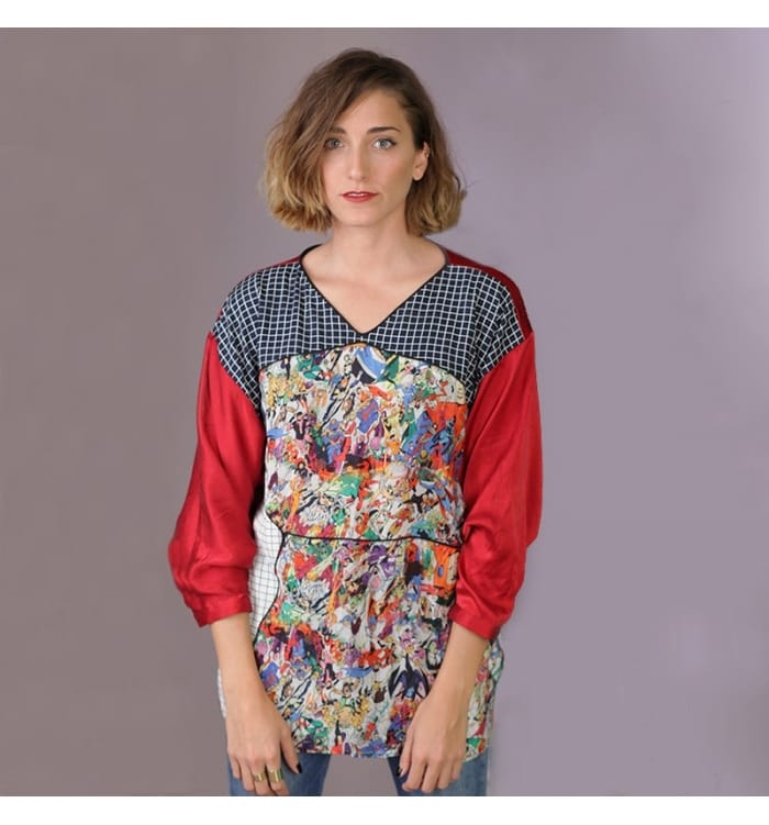 TRICONA BLOUSE