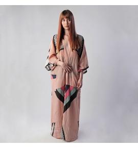 Maxi Kimono. STRICTA ARGENTUM