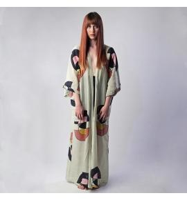 Maxi Kimono. STRICTA AURUM