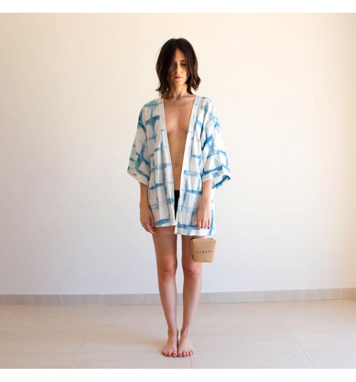 Kimono | ADFLEXA SHIBORI