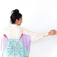 La ropa tal y como la conocemos destruye el planeta 🌍. ¿ Lo vas a permitir ? Démosle la 🖐🏼 a lo sostenible. Seguimos con ENVÍOS GRATIS!. . .#ss20 #tribe #tribal #rabari #rewari #tattoo #kutch #india #organiccotton #organic #gotscertified #gots #stayathome #stayhome #blockprinting #blockprintingart #tatuajes #tattoo #tattoart #arte #art #clarabaconce #tiedyed #fashion #shibori #indigo #handprinted #handmade #modasostenible #sustainablefashion