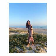 A different summer portrait but always smiling 🤍.Stella Aurum|Kimono dress with @karcuore 🍡 . . . .#ss20 #tribe #tribal #rabari #rewari #tattoo #kutch #india #organiccotton #organic #gotscertified #gots #blockprinting #blockprintingart #tatuajes #tattoart #arte #art #clarabaconce #tiedyed #fashion #indigo #handprinted #handmade #modasostenible #sustainablefashion #enviosgratis #slowfashion #shibori #differentworld
