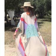 No es por nada, pero mi Maxi Kimono STRICTA TRAJUVA combinado con estos maravillosos pendientes de @verbenamadrid son muy 🔝!! . .#ss20 #tribe #tribal #rabari #rewari #tattoo #kutch #india #organiccotton #organic #gotscertified #gots #stayathome #stayhome #blockprinting #blockprintingart #tatuajes #tattoo #tattoart #arte #art #clarabaconce #tiedyed